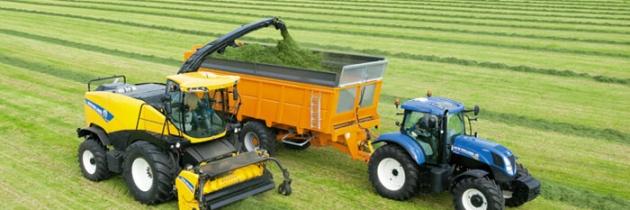 Zmechanizowanie procesów w rolnictwie